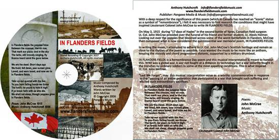 flanders fields cd