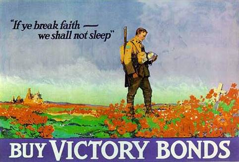 WW1 Buy Victory Bonds